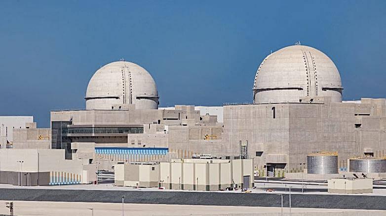 первая АЭС в ОАЭ