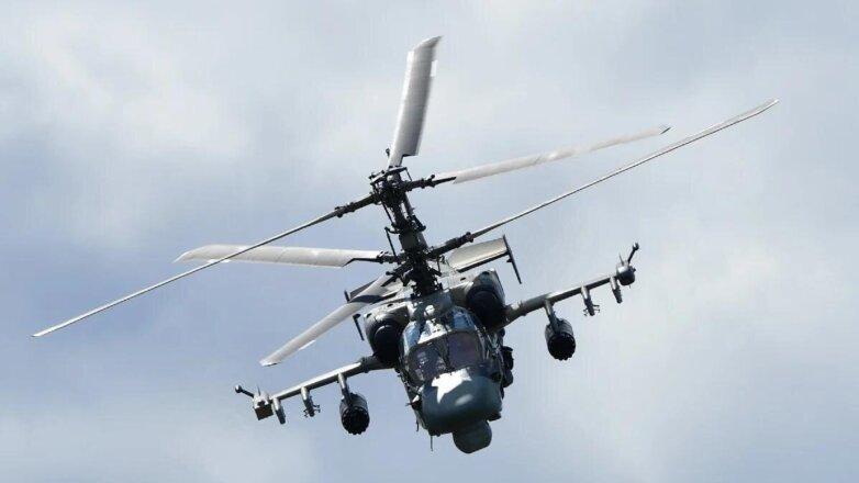 вертолет Ка-52М Аллигатор