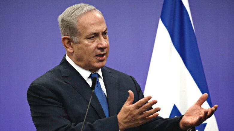 Премьер-министр Израиля Биньямин Нетаньяху - Benjamin Netanyahu