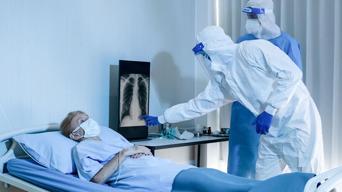 Найден простой способ определить тяжесть коронавируса