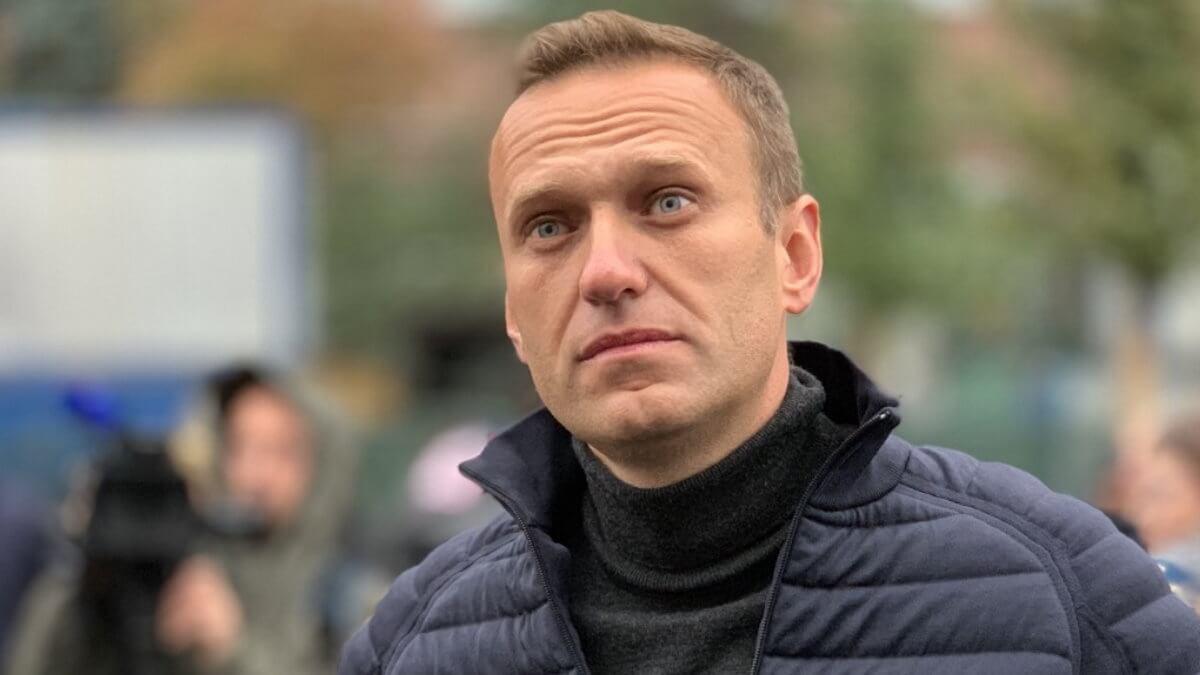 Алексей Навальный Alexei Navalny пять