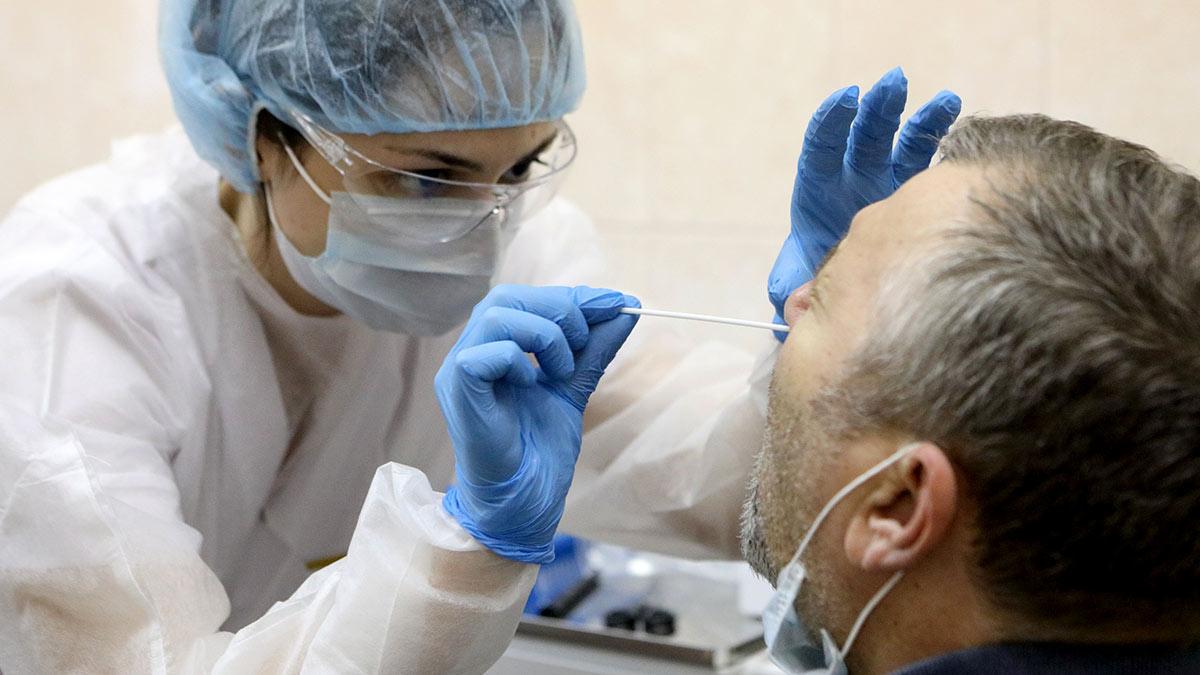 Бесплатное тестирование на коронавирус методом ПЦР в городской поликлинике