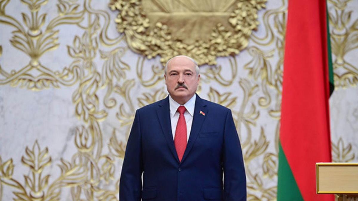 Александр Лукашенко инаугурация