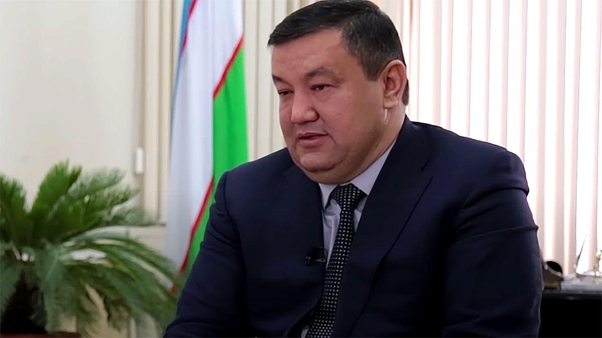 Уктам Исаевич Барноев