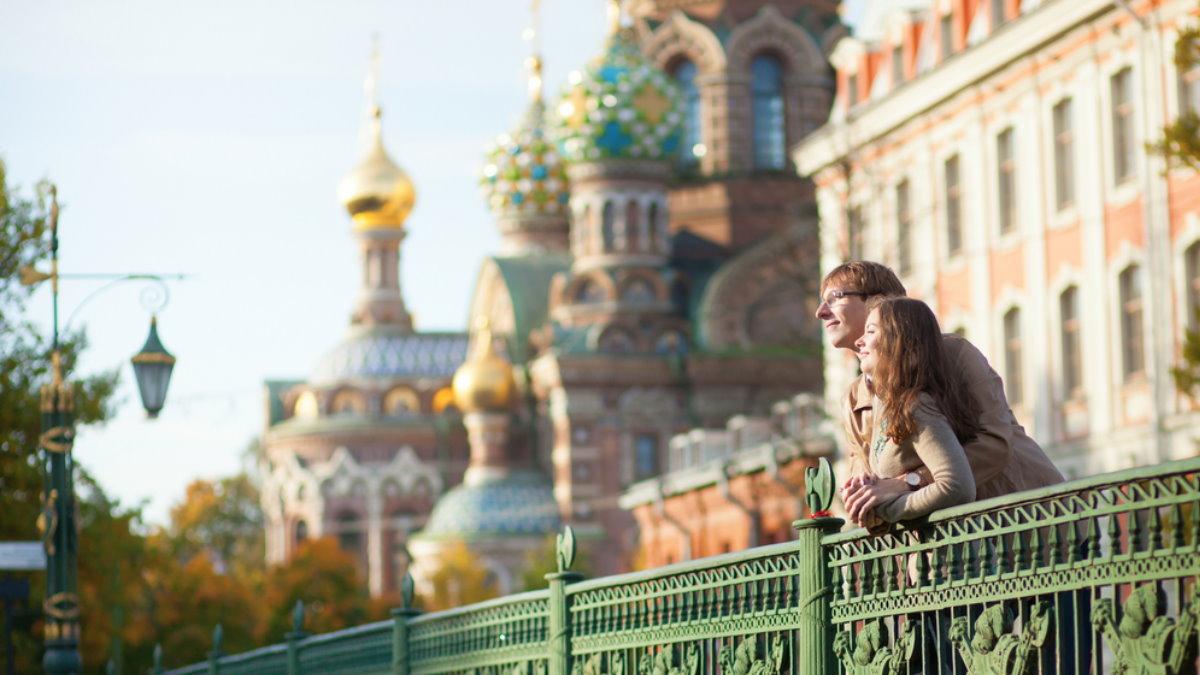 Погода в Санкт-Петербурге осень тепло
