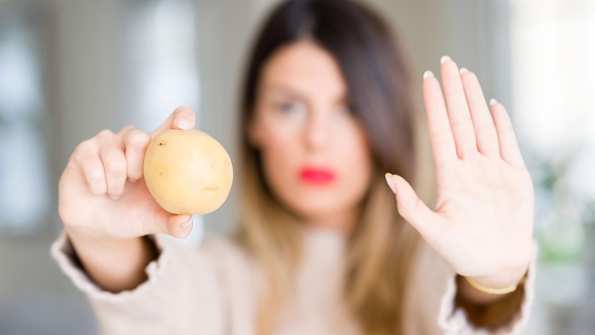 Отказ от картофеля
