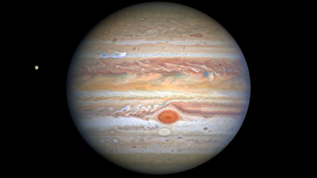 Юпитер 25-08-2020