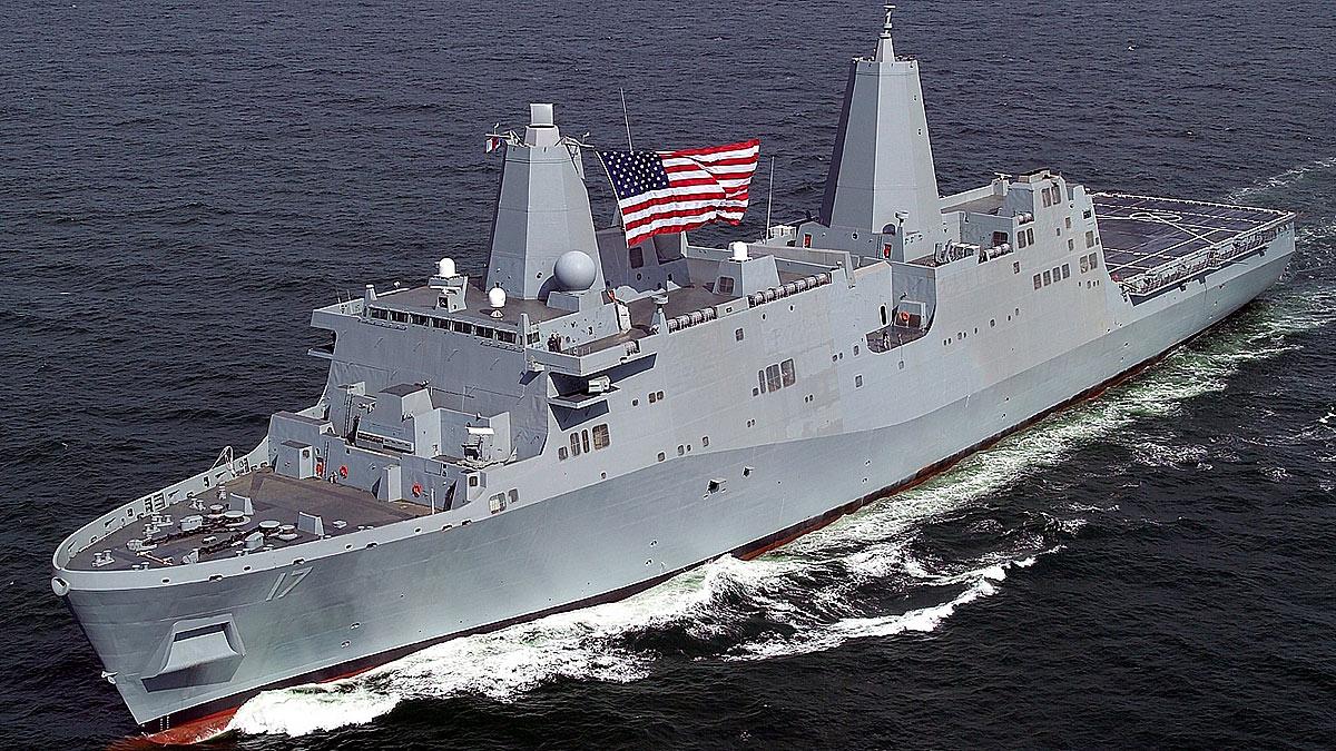 LPD-17 USS San Antonio