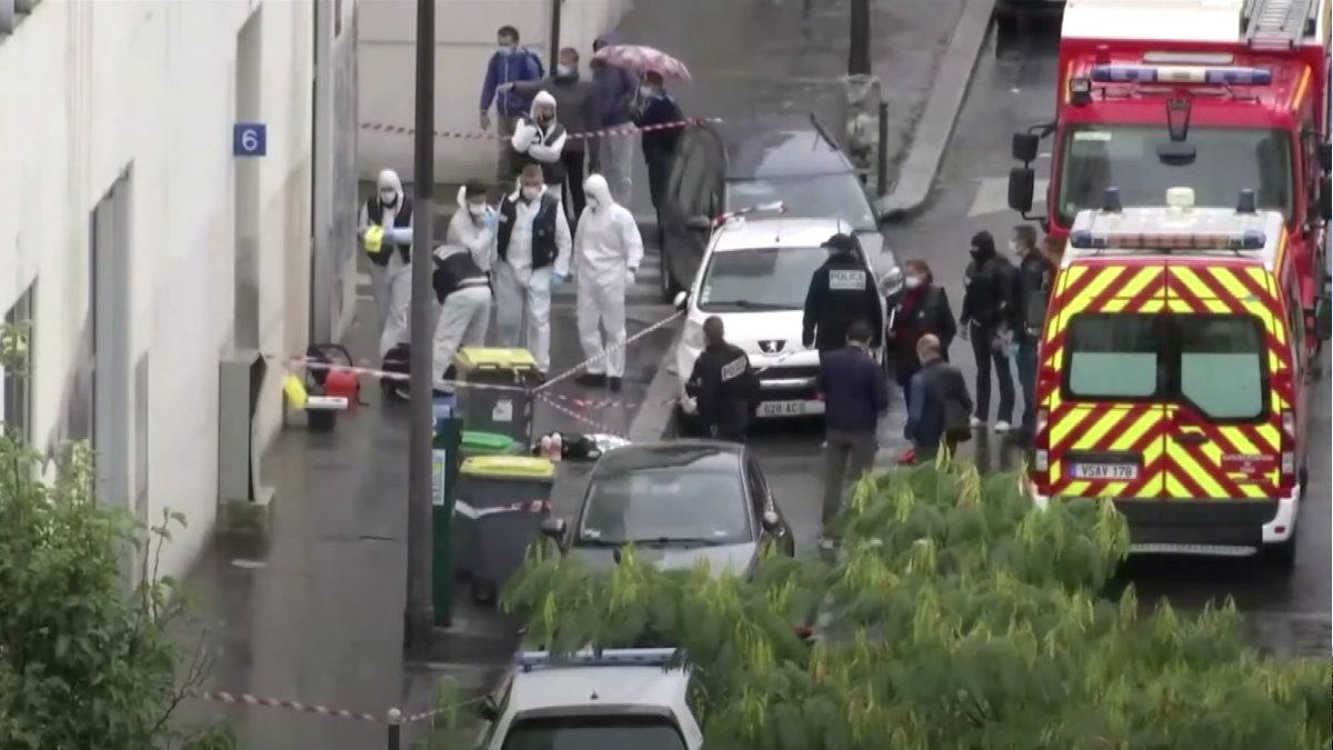 Нападение в Париже терроризм