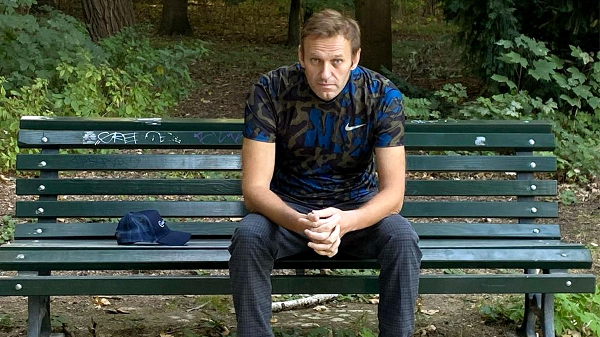 Алексей Анатольевич Навальный