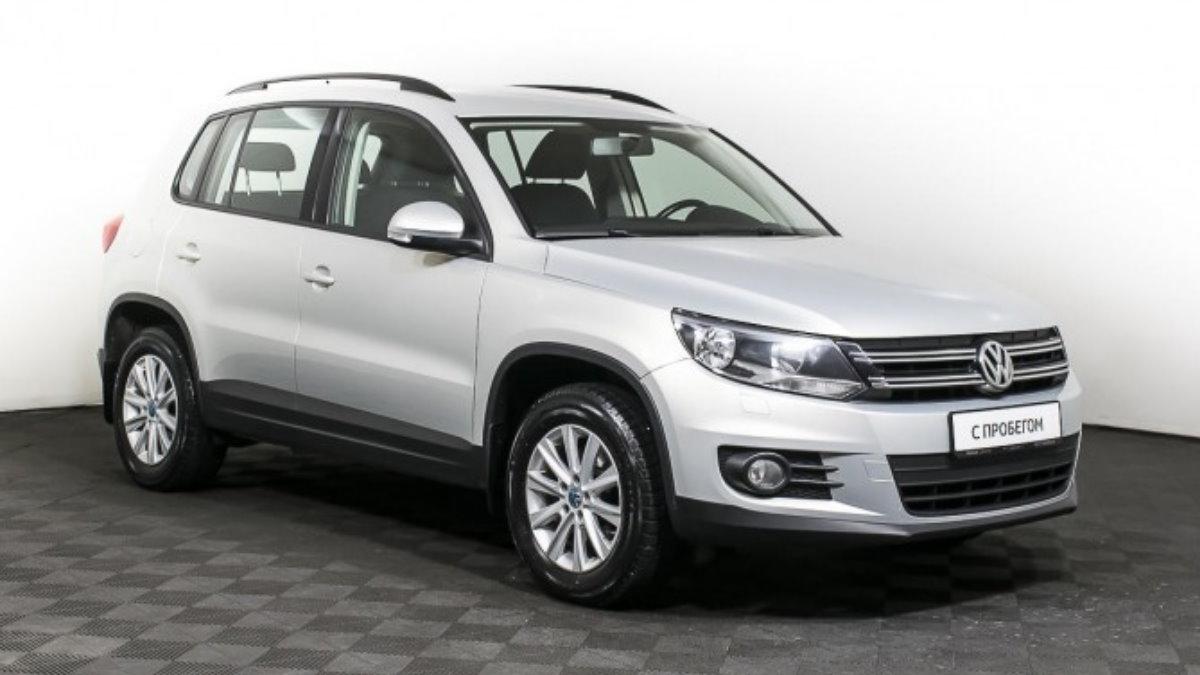 Volkswagen Tiguan с пробегом