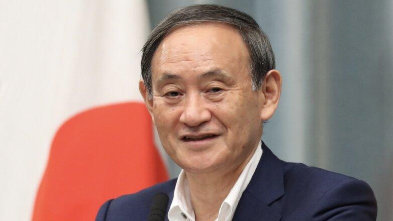 Вероятный кандидат на пост премьер-министра Японии Ёсихидэ Суга