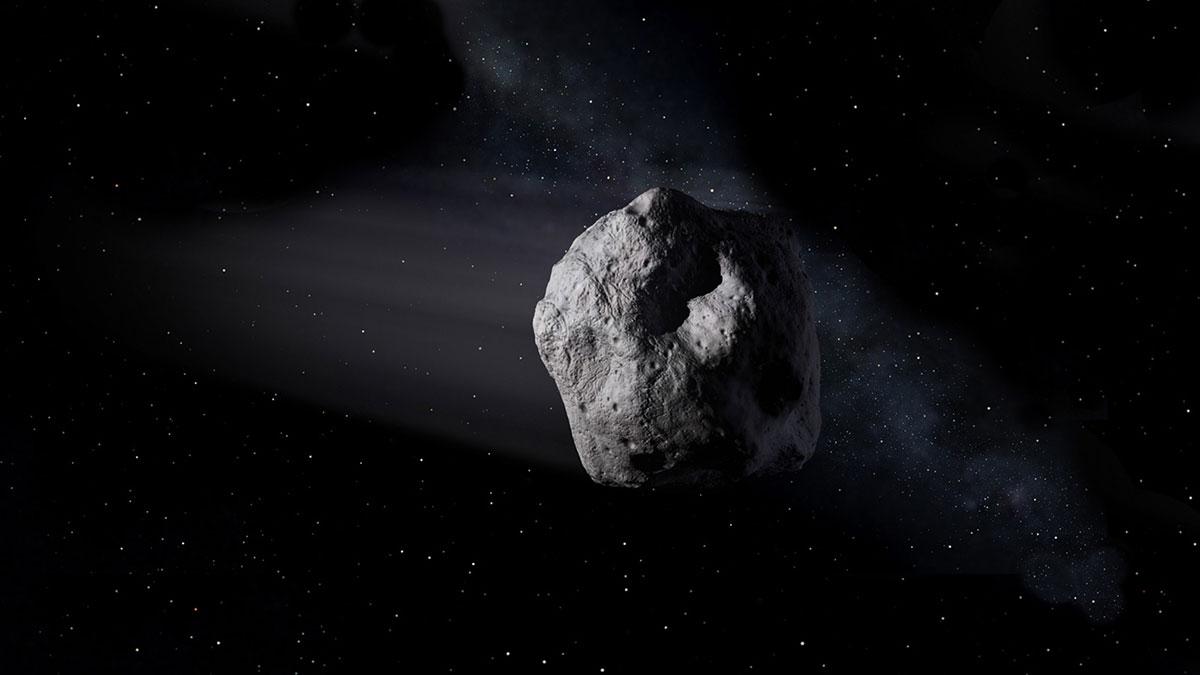 Астеройд 2020 SW