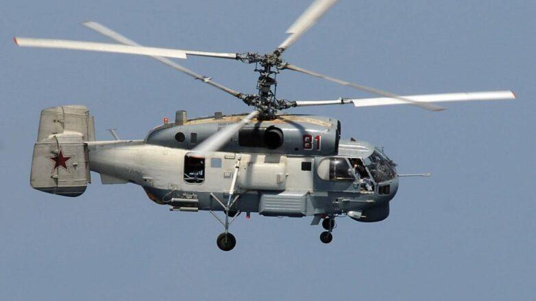 Палубный вертолёт Ка-27
