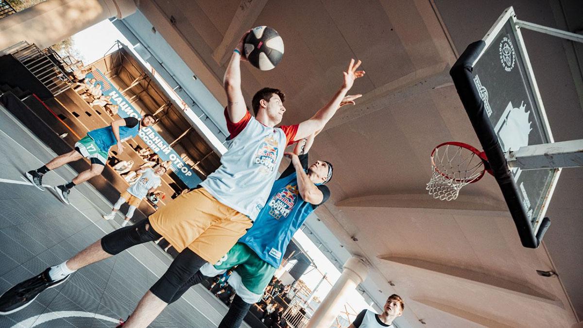 Red bull спорт соревнования баскетбол