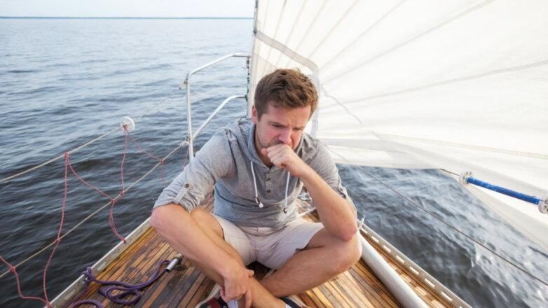 Тошнота укачивание морская болезнь