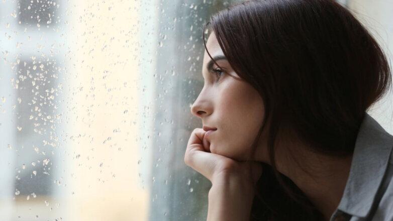 Депрессия девушка