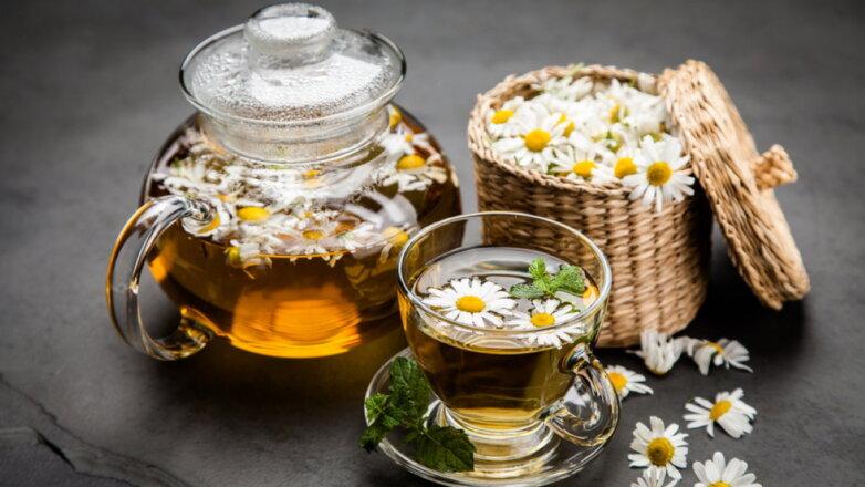 Чайный напиток ромашковый чай ромашка