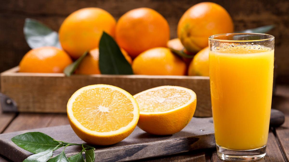 Апельсины апельсиновый сок витамин C