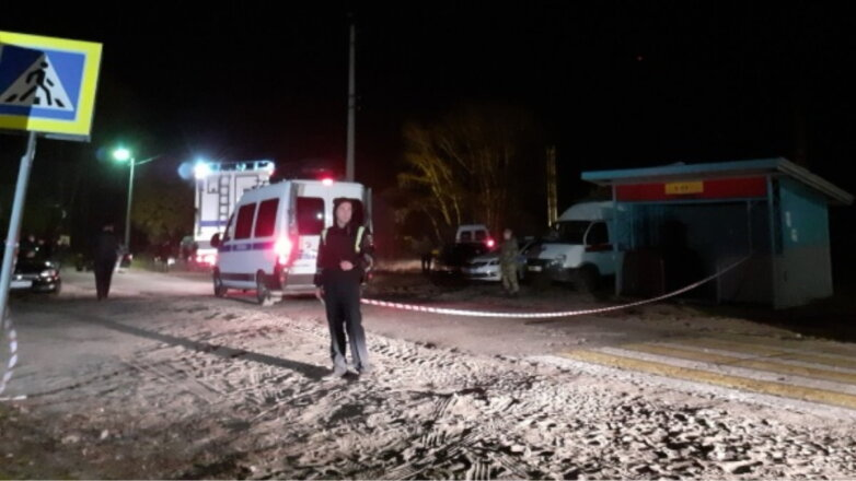 Расстрел автобуса в Нижегородской области один