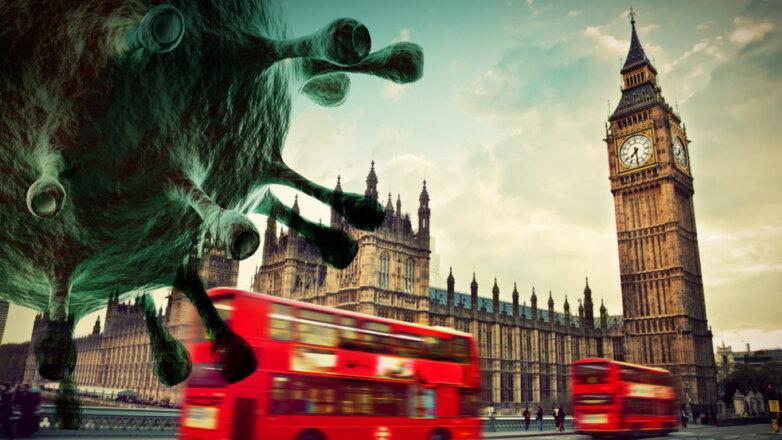 Великобритания коронавирус два