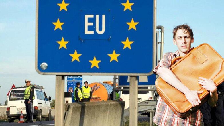 Европа чемодан новая система разрешений