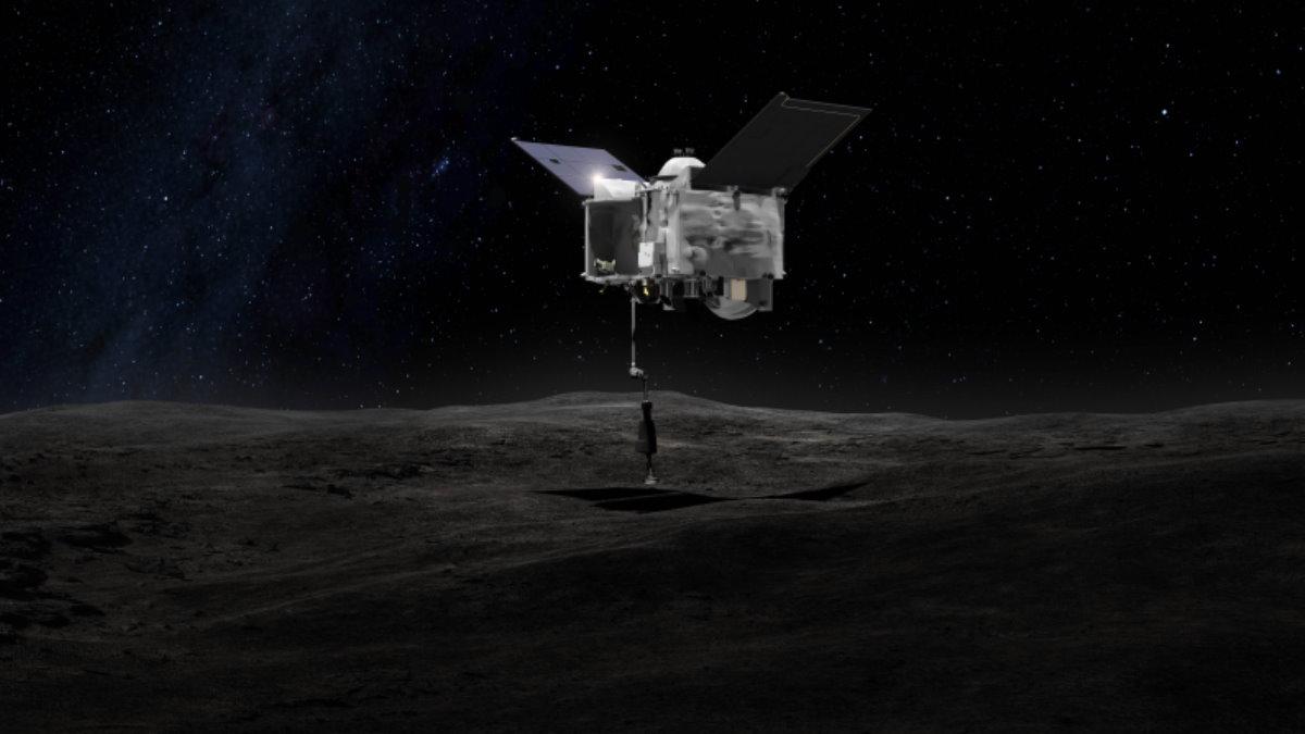 OSIRIS-REx NASA