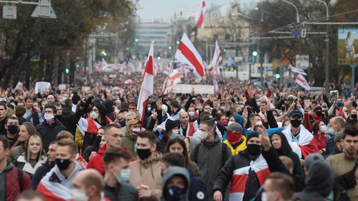 657 уголовных дел было возбуждено против протестующих— генеральный прокурор Беларуссии