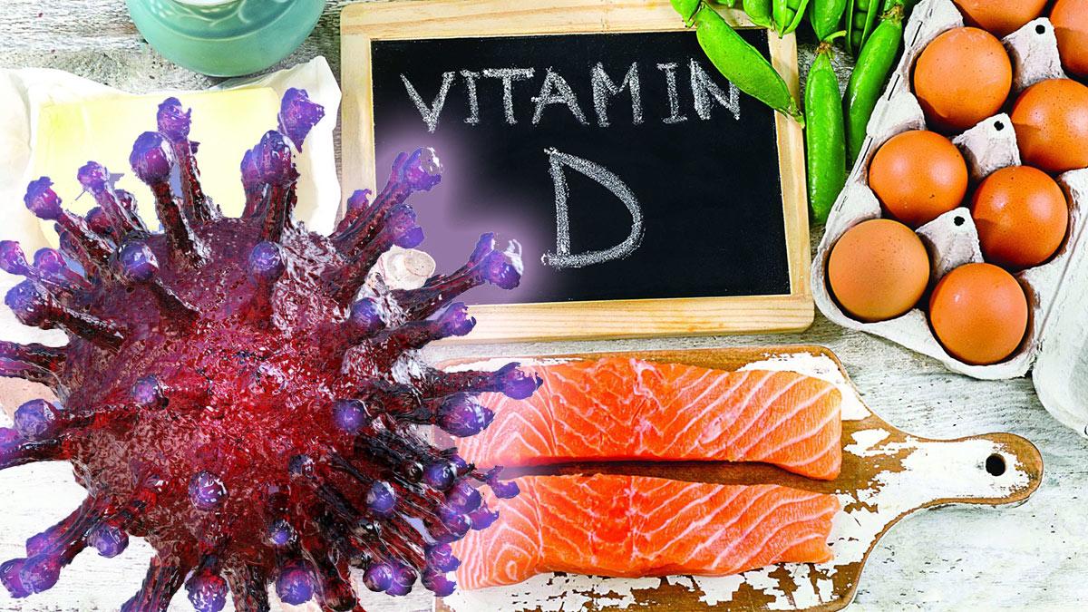 витамин д коронавирус продукты здоровое питание здоровье