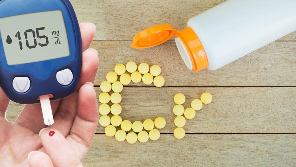 глюкометр диабет сахар в крови хром таблетки витамины