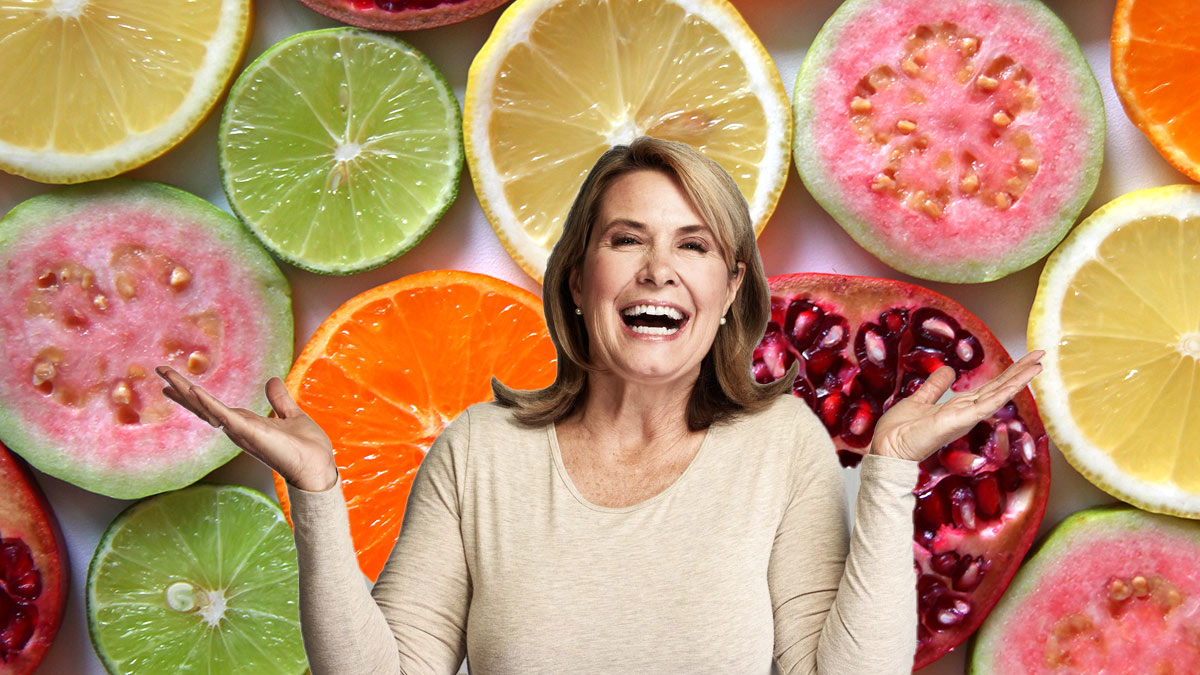 женщина диета фрукты здоровое питание здоровье радость счастье