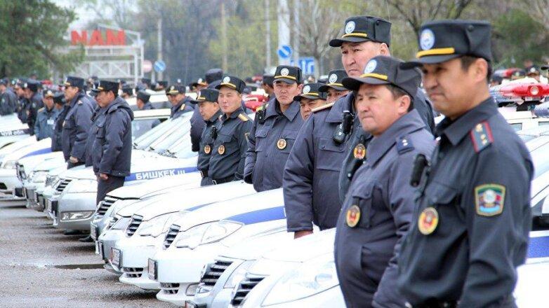 чрезвычайное положение Бишкек Киргизия