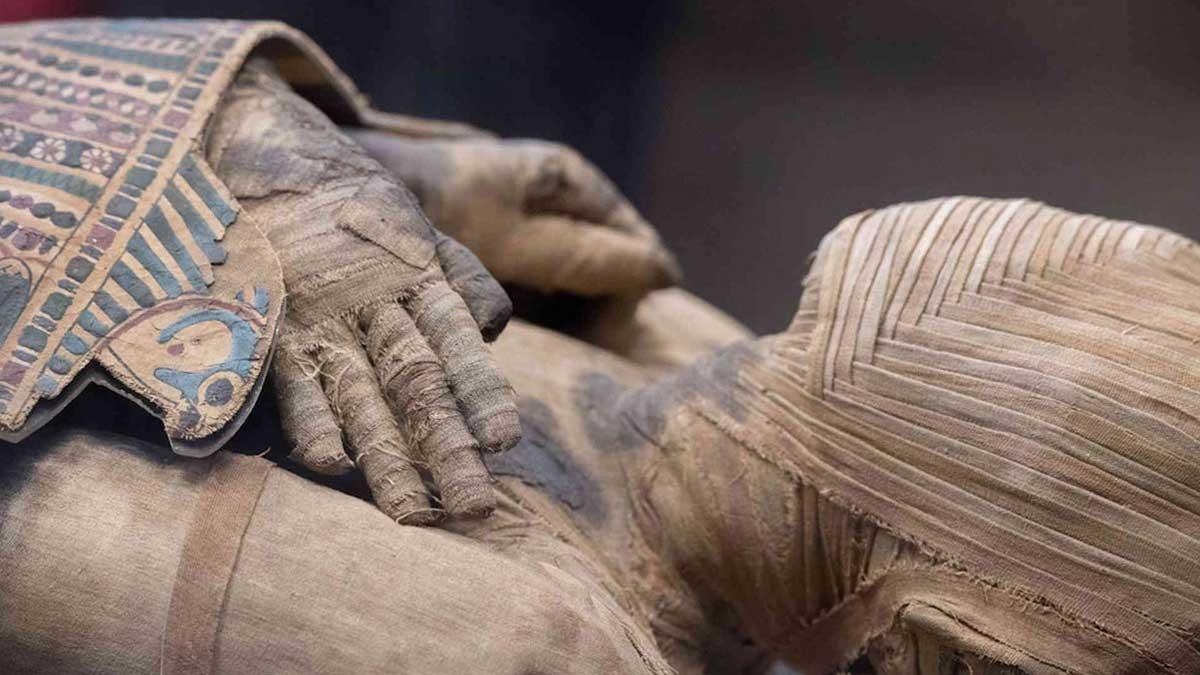 mummy Egypt