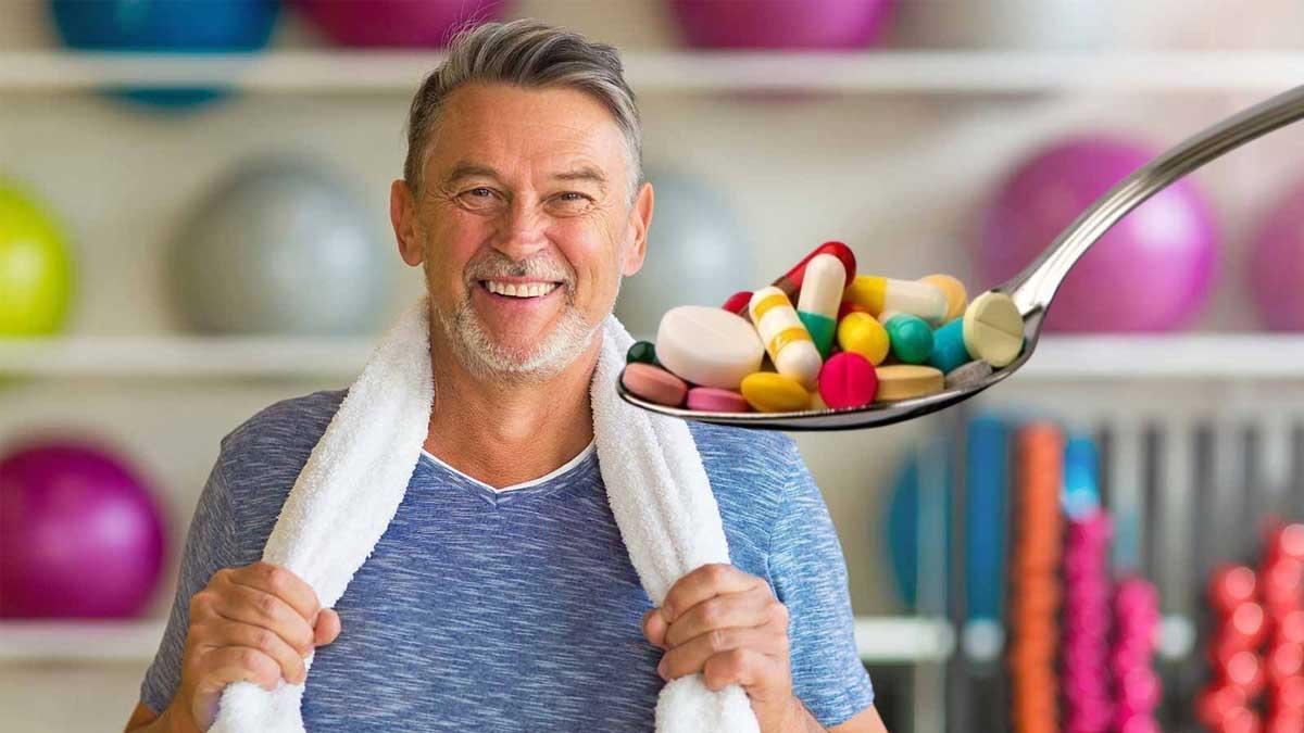 мужчина таблетки цинк сахар