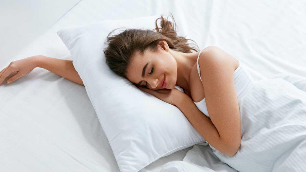 pillow sleep