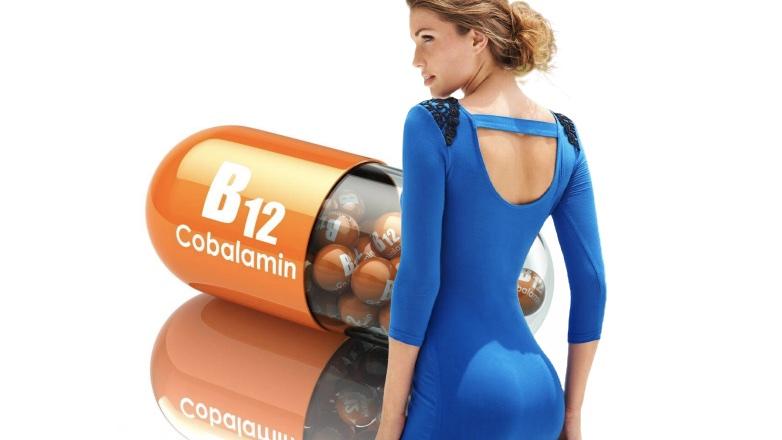 похудение и витамин B12