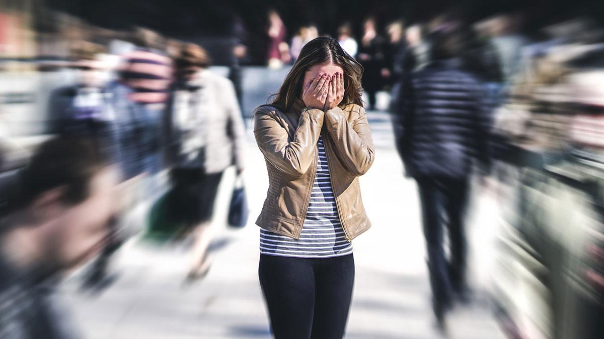 стресс депрессия фобия паническая атака паника страх