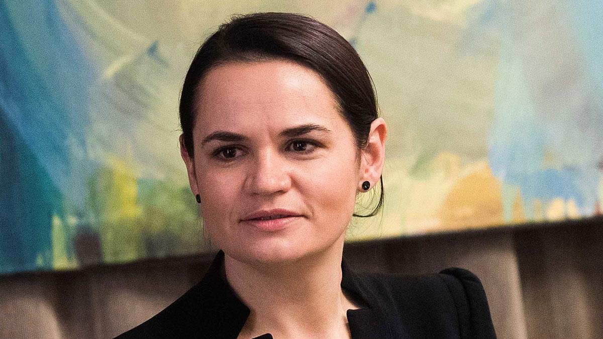 Светлана Георгиевна Тихановская