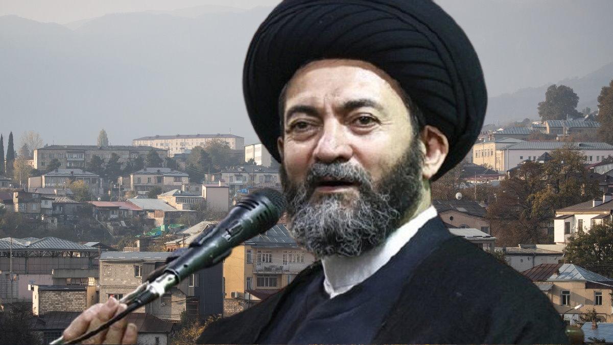 аятолла Сеид Хасан Амоли Нагорный Карабах