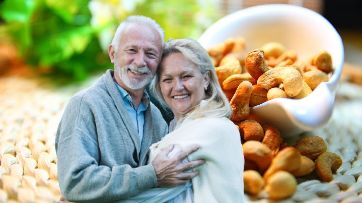 орехи кешью и долголетие один