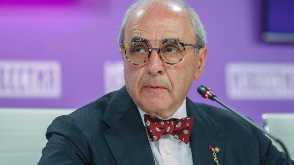 Адвокат Александр Добровинский один