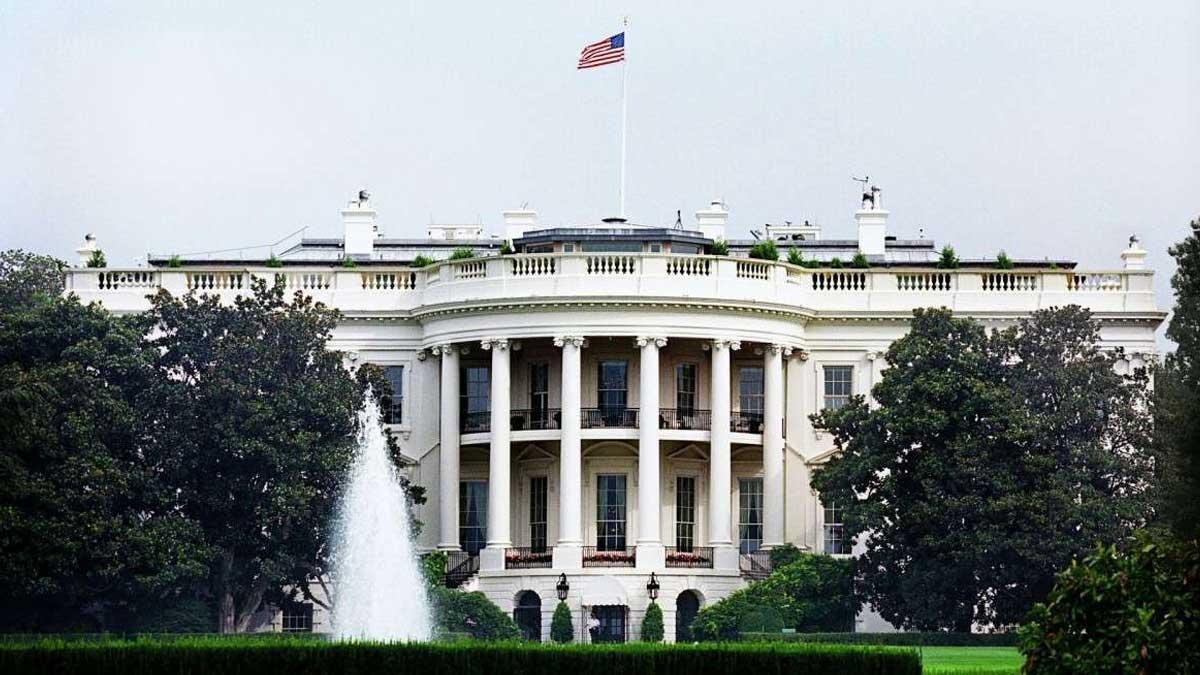 Белый дом драки