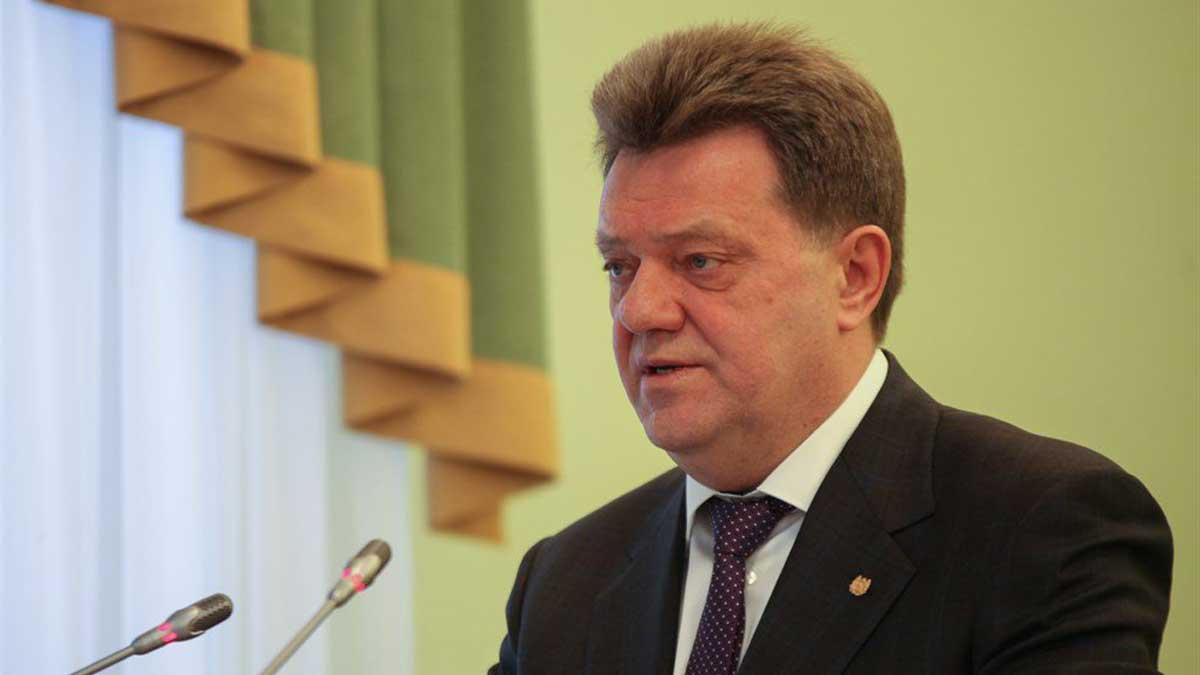 Бывший мэр Томска Иван Кляйн
