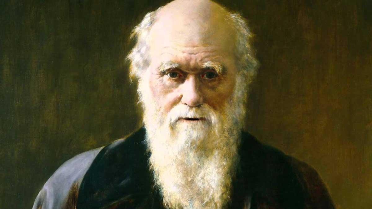 Charles Darwin Чарльз Дарвин