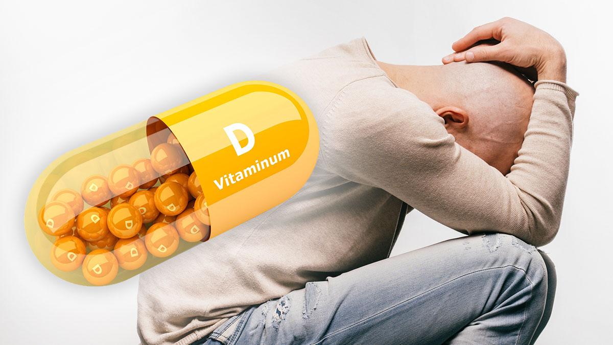 Витамин д d депрессия расстройство