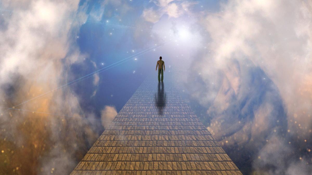 Загробная жизнь путь к свету смерть душа