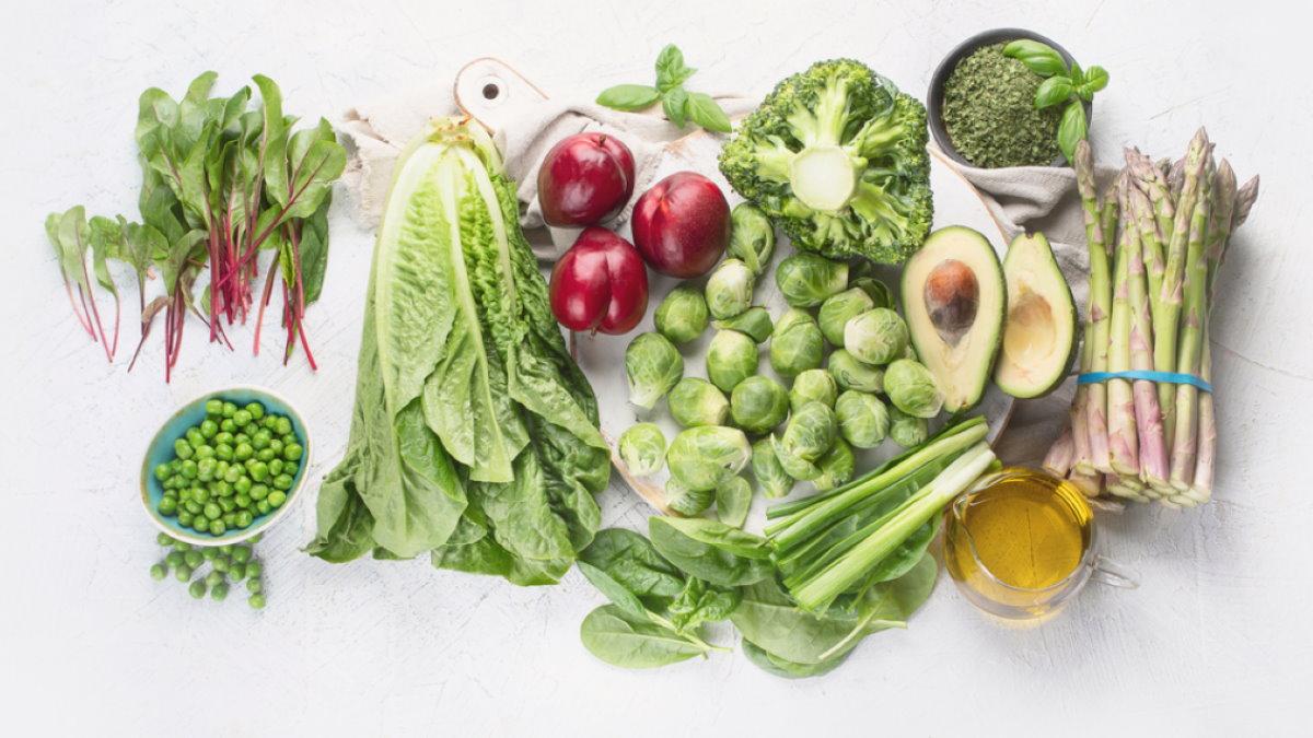 Продукты богатые витамином К