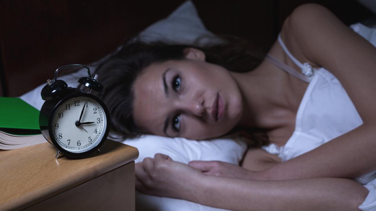 Бессонница будильник два