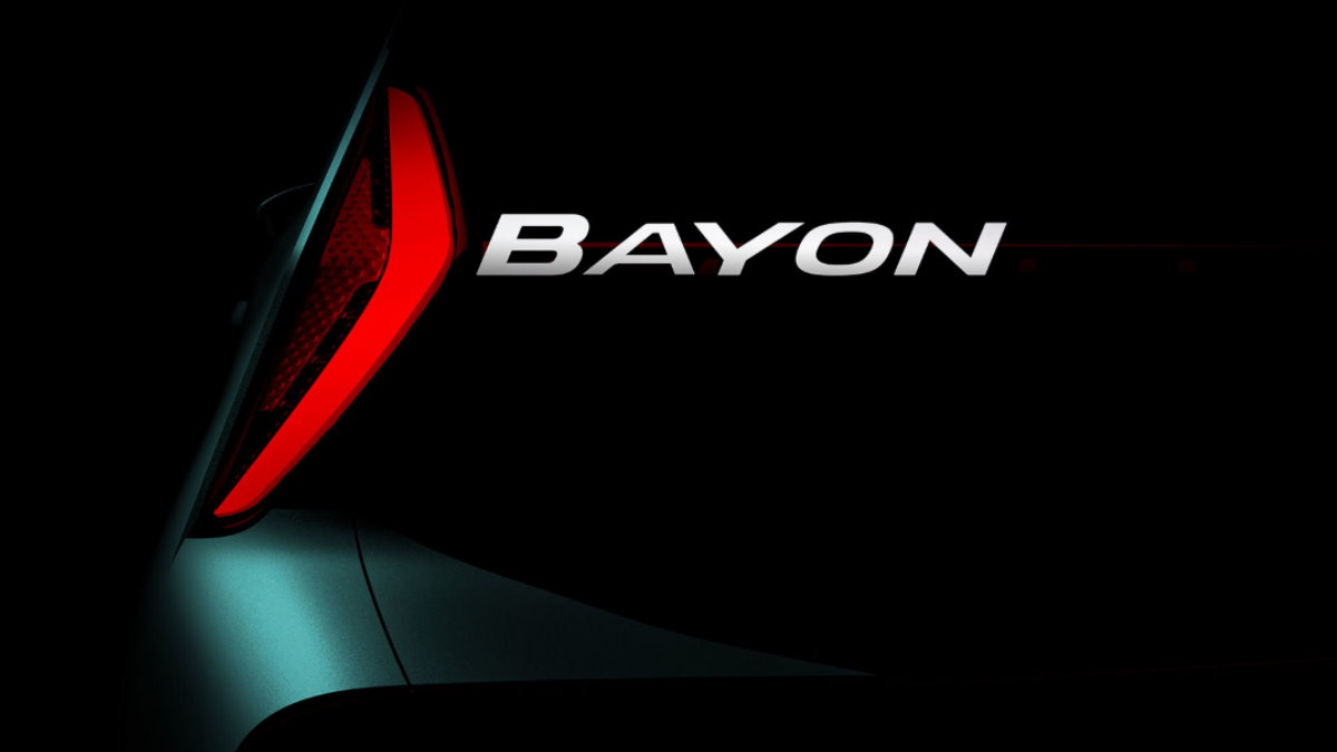 Анонс Hyundai Bayon