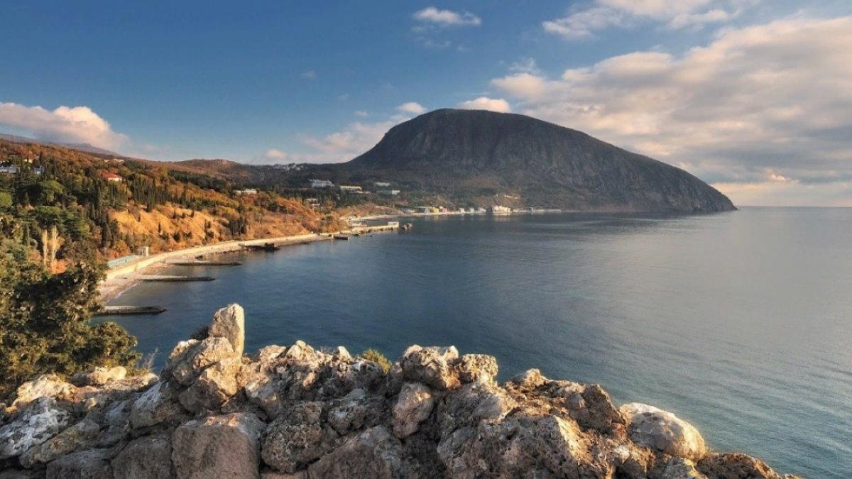 Крым курорт море два